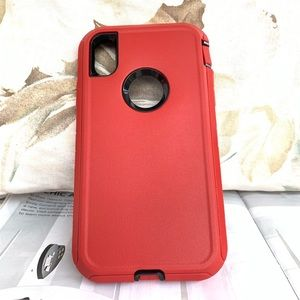 For IPhone XR Heavy Duty/Shockproof Case